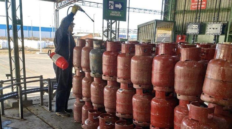Gobierno recuerda el cronograma de distribución de gas envasado y a granel en la provincia