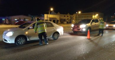 Gobierno intensificará los Controles Policiales en Río Grande